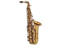 "New P Mauriat 67RXUL ""Influence"" Un-Lacquered Alto Saxophone"