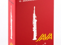 Vandoren Java RED Reeds for Bb Soprano Sax