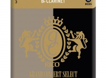 Grand Concert Select Evolution Reeds for Bb Clarinet