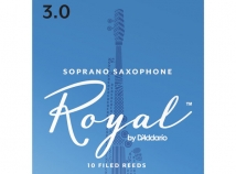 Royal by D'Addario Reeds for Bb Soprano Sax