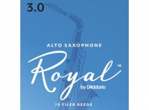 Royal by D'Addario Reeds for Eb Alto Sax
