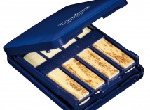 Vandoren Slim-line Reed Case for Bb Clarinet