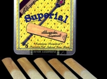Alexander Superial Reeds for Bb Soprano Sax