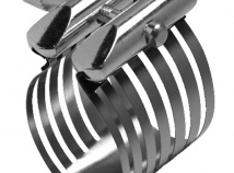 Rovner Platinum Series Ligature for Eb Bari Sax