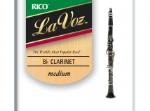Lavoz Reeds for Bb Clarinet