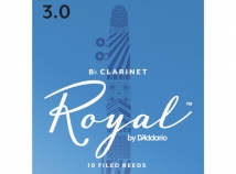 Royal by D'Addario Reeds for Bb Clarinet