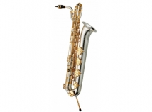 New Yanagisawa BWO30BSB Professional Bari Sax with Sterling Silver Body