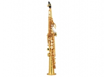 New Yamaha Custom Z YSS-82ZR Soprano Saxophone w/ Curved Neck
