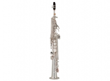 New Yamaha Custom EX YSS-875EXHGS Soprano Sax w/ High G in Silver Plate