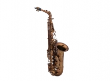 NEW Chateau CAS-50C Series Alto Saxophone in Dark Cognac Lacquer