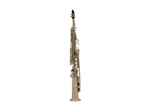 NEW Chateau CSS-80AN Series Pro Soprano Saxophone in Antique Finish