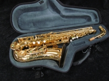 New Keilwerth MKX Alto Saxophone in Gold Lacquer