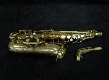Vintage French Noblet Paris Alto Saxophone - Serial # 15406 - ORIGINAL