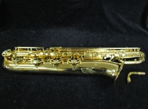 New Eastman EBS 640 Gold Lacquer Low A Baritone Sax