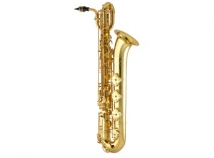 New Eastman EBS 640 Low A Baritone Sax in Gold Lacquer