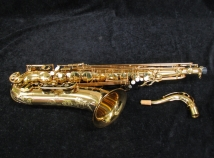 New Forestone Japan Gold Lacquered Tenor Saxophone