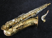 Players Special! Vintage Original Lacquer King Super 20 Tenor, Serial Number 367420