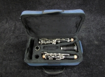 Vintage Wood R Malerne Paris Bb Clarinet - LOW PRICE - Serial # 02185