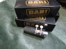 New Bari Hard Rubber Soprano Sax Mouthpieces