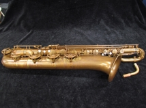New Eastman 52nd Street Un-Lacquered Baritone Sax