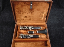 Great Step Up! Armstrong Bb Clarinet, Serial #232019