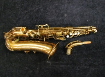 LOW PRICE First Series Buescher Aristocrat Alto Sax - Serial # 273006