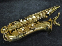 Vintage Lucerne M70 Paris by Dolnet Tenor Sax, Serial #82293