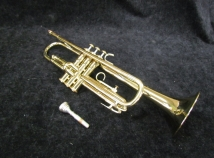 Student Level Olds Ambassador Trumpet - Fresh Flush & Cleaning - Serial # 965797
