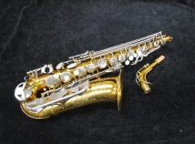 Great Player – Conn 21M Alto sax – Perfect Student Alto, Serial #734978