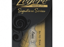 New Légère Signature Series Synthetic Reed for Alto Sax