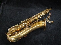 Vintage C.G. Conn First Series New Wonder Tenor Sax - Serial # 144634
