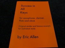 Success in All Keys by Eric Allen