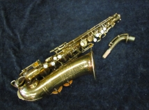 Freshly Restored Gretsch Commander Student Alto Saxophone - Serial # 27156