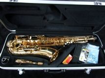 New Zonda Tenor Sax – Great for Students