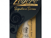New Légère Signature Series Synthetic Reed for Bari Sax