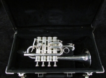 Mint Condition Selmer Paris 703 Piccolo Trumpet – LIKE NEW