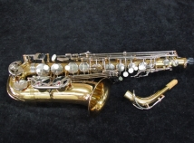 Selmer Aristocrat AS500 Alto Sax with Saxquest Adjustment - Serial # 203139