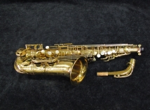 30s Vintage Selmer Paris Balanced Action Alto Sax - Serial # 23310