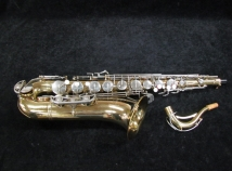 Fully Restored Selmer Bundy II Tenor Saxophone - Serial # 1112453