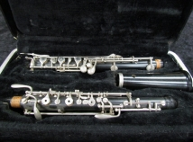 Nice Beginner Level Oboe w/ Fresh Repad - Serial # 3218