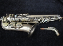 Excellent P. Mauriat 67RDK Dark Lacquer Alto Sax, Serial Number PM0814807