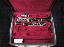 Professional Buffet Crampon Paris R13 Clarinet in A - Serial # 404666