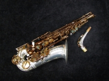 Very Pretty P. Mauriat Greg Osby Signature Alto Sax 05/100