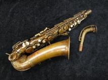 Vintage Conn 'Transitional' 6M Alto Sax - Serial # 254141