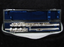 Professional Muramatsu Silver EX-III Series Flute - Great Player - Serial # 74173