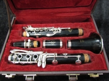 Great playing Buffet E11 Wood Bb Clarinet - serial # 608960