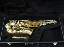 Selmer Paris Super Action 80 First Series Alto Serial #368705