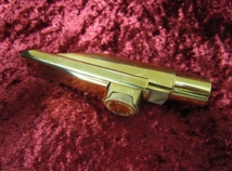 Vintage Geoff Lawton 7 Star B Metal Mouthpiece for Tenor Sax