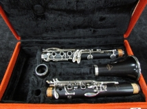 Wood French-made Normandy Bb Clarinet - Great Step-up! - Serial #59830