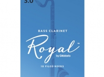 Royal by D'Addario Reeds for Bb Bass Clarinet